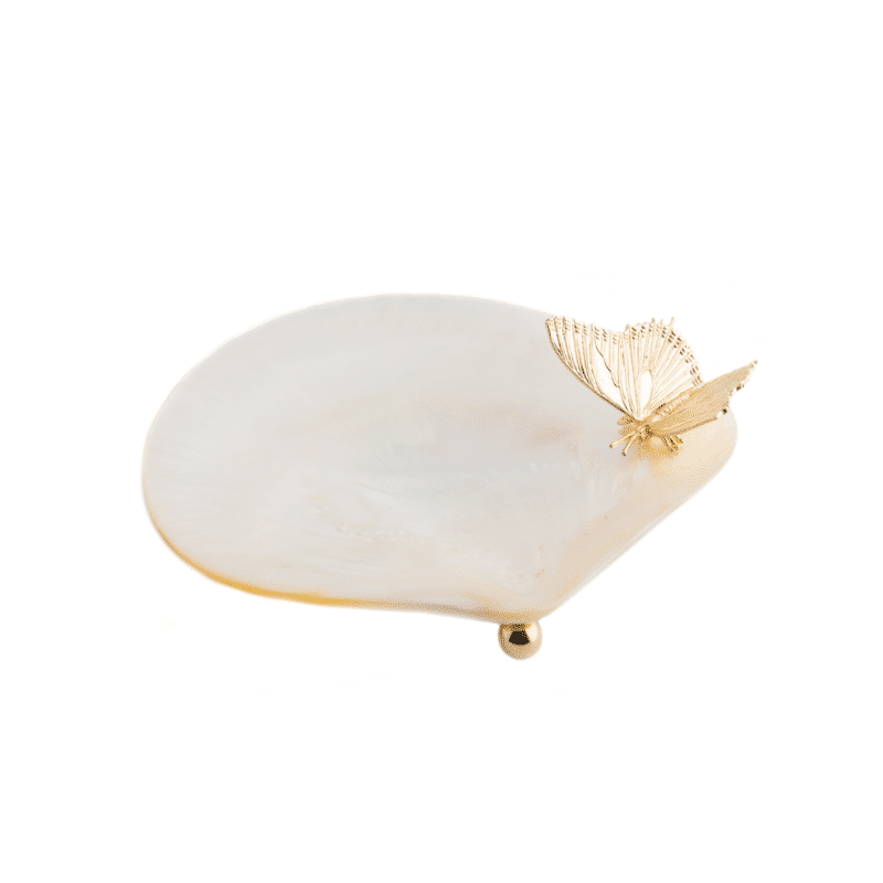 mother of pearl luxury soap holder