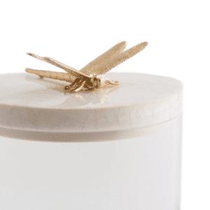 Dragonfly Storage Jar