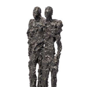 Embrace Bronze Sculpture