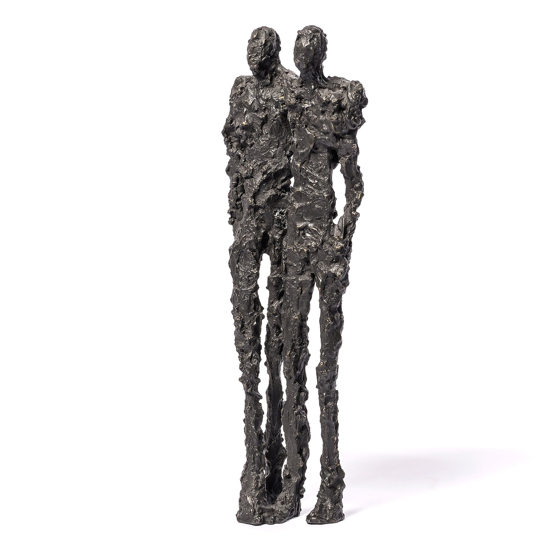 Embrace Bronze Decorative Sculpture