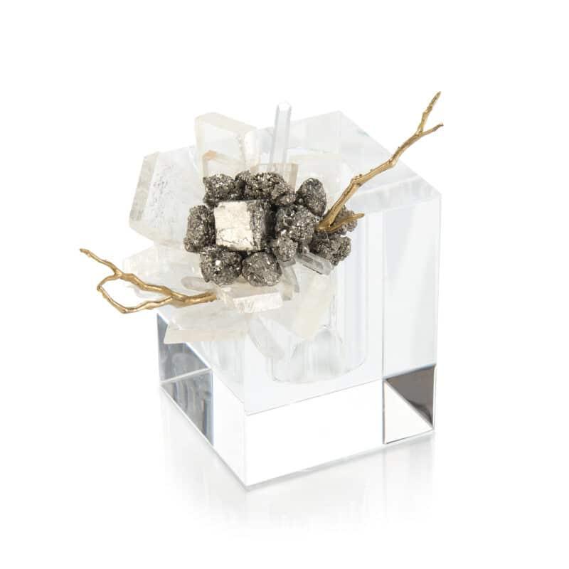 Floria Acrylic luxury Vase