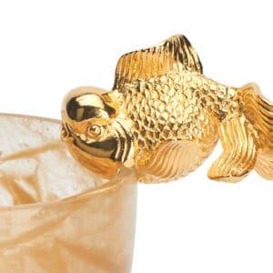 Fish Quartz Bowl