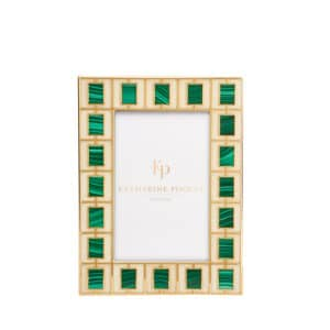 Lapis and Shagreen Photograph Frame