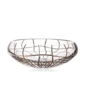 Handmade Luxury crystal glass bowl
