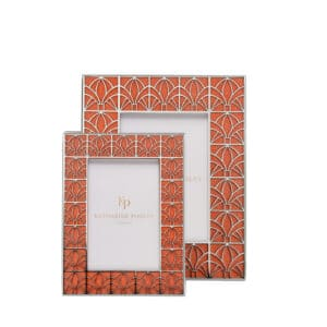 Palm motif luxury photoframe