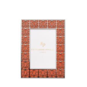 Royal Palm Shagreen Photograph Frame