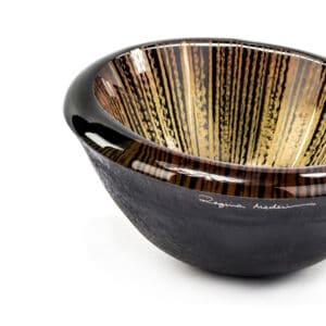 Sandrino Blue Glass Bowl