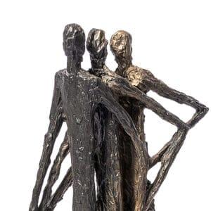 Sprint Bronze Sculpture