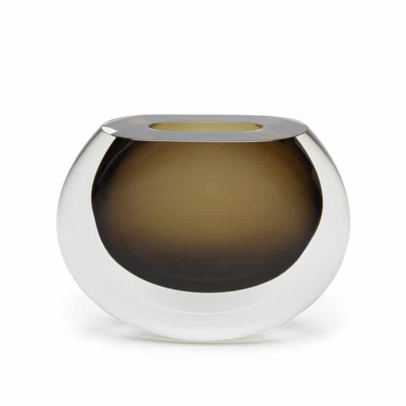 Esme Designer Glass Vase
