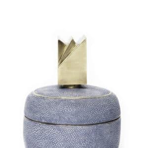 Viola Shagreen Box